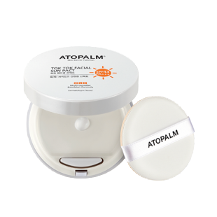 아토팜 톡톡 페이셜 선팩트(SPF43 PA+++)